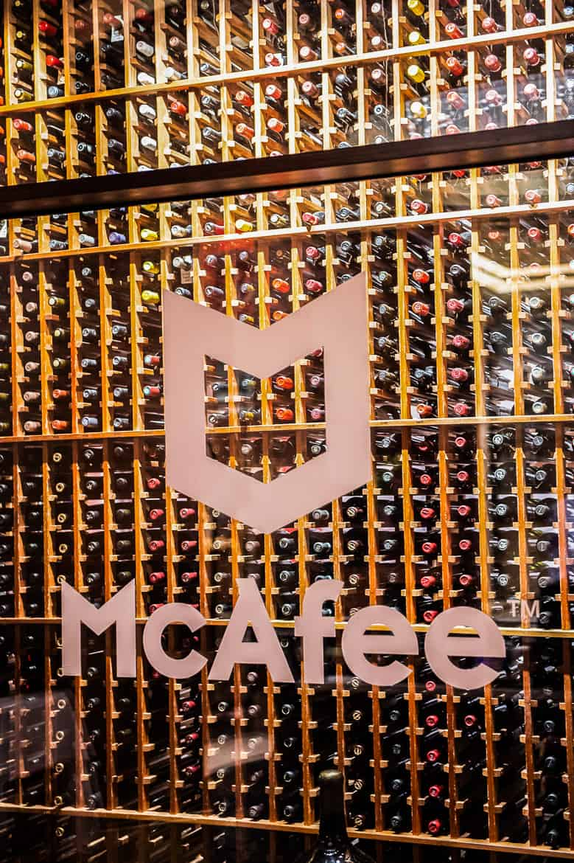 McAfee Environmental Graphics
