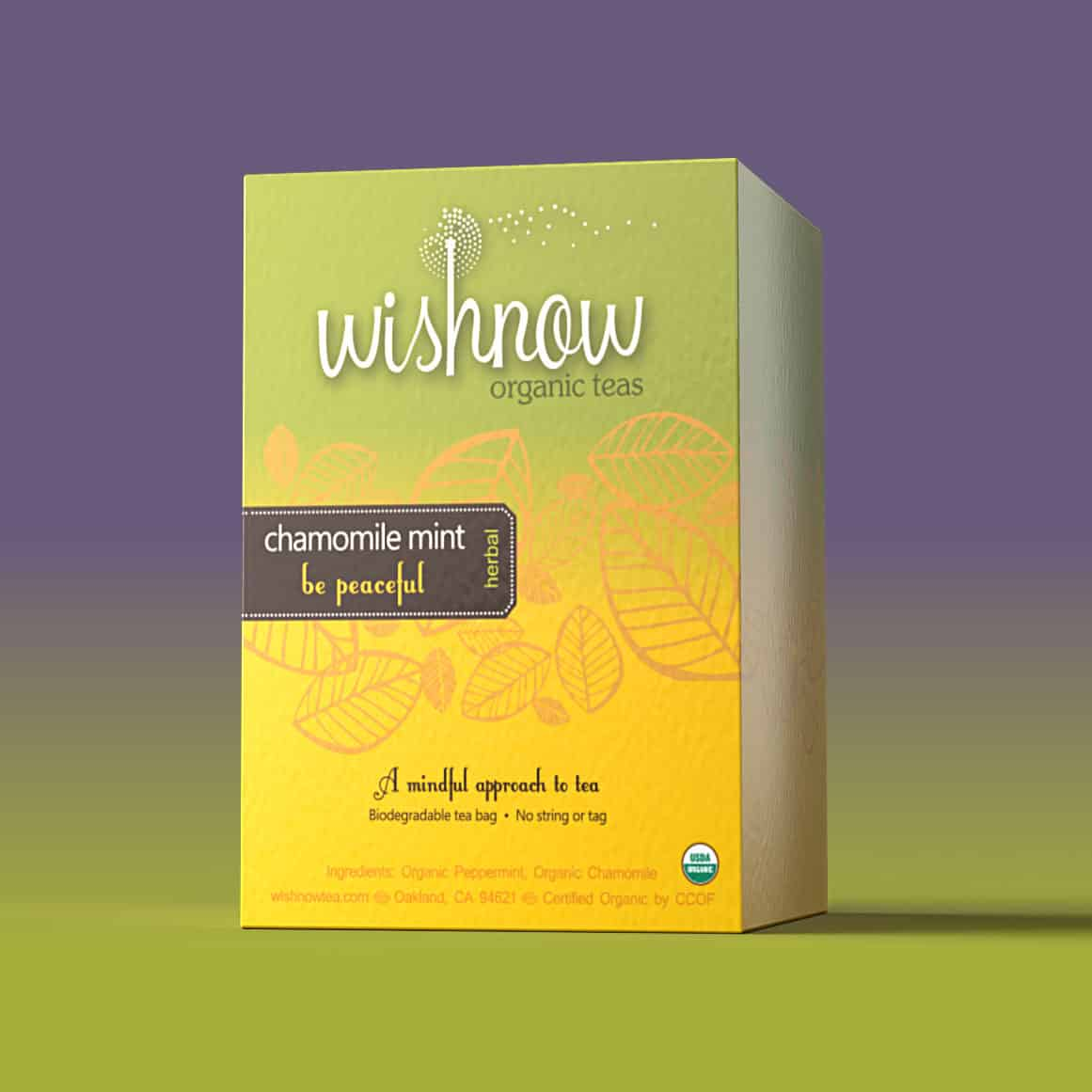 Wishnow Tea Package