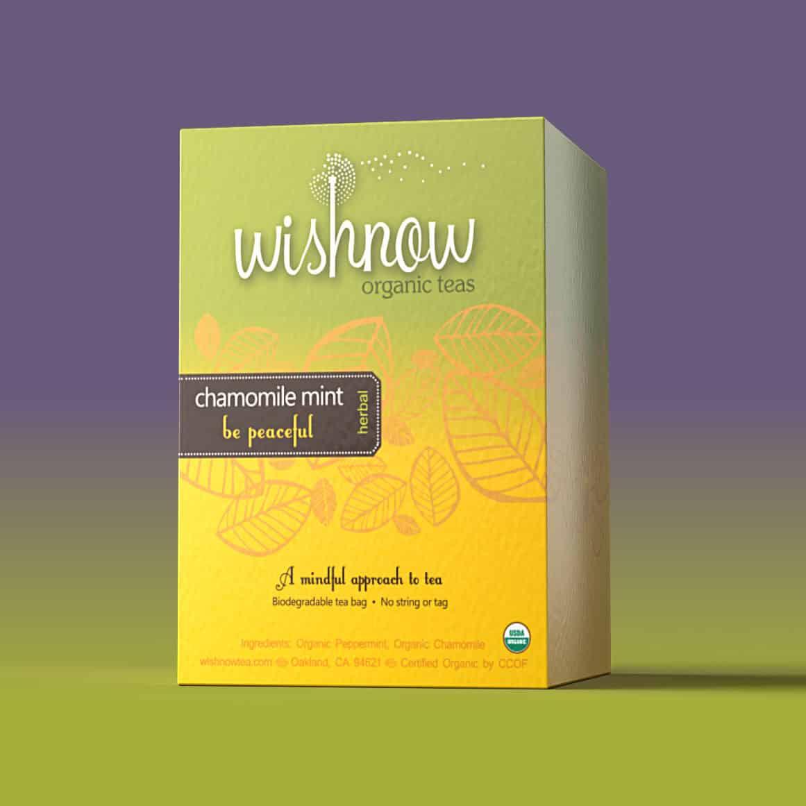 Wishnow Tea Package