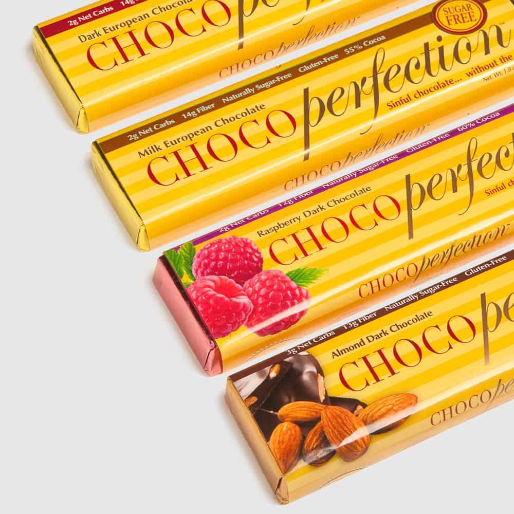 ChocoPerfection Chocolate Bars